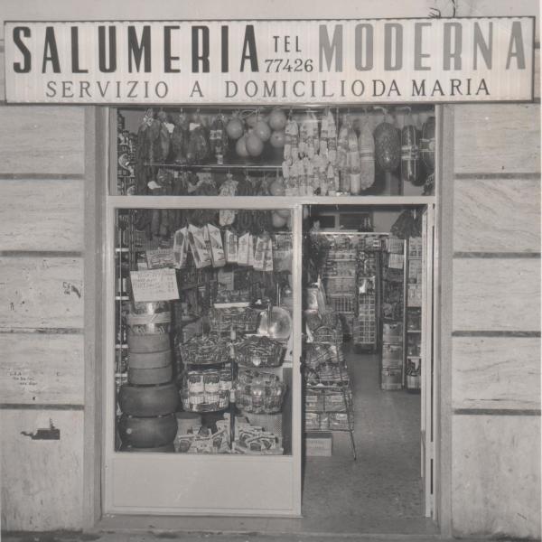 1955 Foggia (via delle Croci)